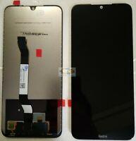 DISPLAY LCD+TOUCH SCREEN XIAOMI REDMI NOTE 8T 8 T SCHERMO VETRO NERO ORIGINALE