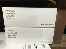 Sharp KOPTLA006WJQZ Active 3D Glasses - 2 Pairs