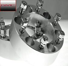 2pc GMC Yukon XL 1500 6 Lug Wheel Spacers Adapters 1.50 Inch # AP-6550C1415