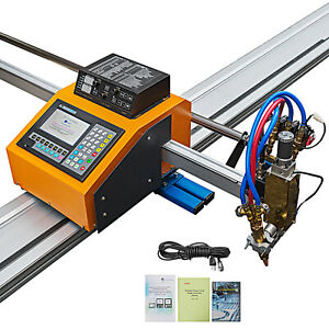 """Portable CNC Machine 3 Axis for Plasma Cutter GAS Flame 63"""" x 138"""" Cutting Area"""