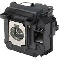 REPLACEMENT LAMP & HOUSING FOR EPSON BRIGHTLINK 430I , BRIGHTLINK 435WI