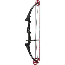 Genesis 11418 6061-T6 Aluminum Kids Left Hand Mini Hunting and Archery Bow