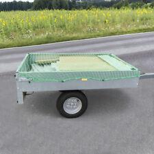 Anhängernetz 2 x 3 m Sicherungsnetz Transportnetz für Anhänger Sicherung NEU