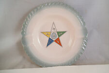 Vintage Order of the Eastern Star OES Ashtray
