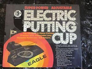 Vintage Eagle Super Power Electric Putting Cup, Model 1902