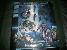 Halo 4 collectors edition 2 boxed set Target exclusive VHTF Master Chief Warrior