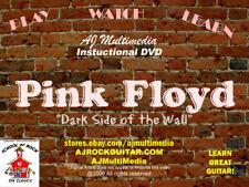Custom Guitar Lessons, Learn Pink Floyd - Dvd Video