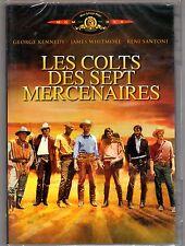 LES COLTS DES SEPT MERCENAIRES GEORGE KENNEDY JAMES WHITMORE RENI SANTONI