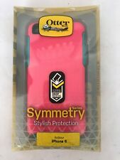 OtterBox 77-50228  Symmetry Case Teal Rose for  iPhone 6/6s