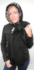 Damen Mütze Schalmütze Kapuzenschal Damenhüte Wollhüte Handarbeit Wintermütze