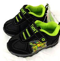 TMNT Teenage Mutant Ninja Turtles Shoes Boys Sz 6 Kids Sneakers Tennis Gym