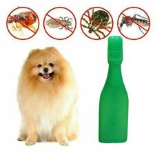 2.5ml Pet Insecticide Flea Lice Insect Killer Spray Mites B2B8 For Dog C8B6