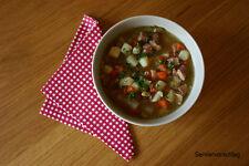 Gemüseeintopf, Eintopf, Suppe, 600 g, Vollkonserve ideal für Camping, 5,50€/kg