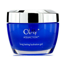 Olay Aquaction Moisturizer Long Lasting Hydration Gel ~ 50g