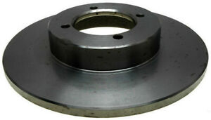 Disc Brake Rotor-Non-Coated Front ACDelco 18A38A
