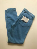 NEW FASHION WOMEN`S SKINNY JEANS EARNEST SEWN HARLAN BLUE