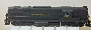 Pennsylvania Railroad ALCO RSD-15 #8614 DCC Decoder Sound Runs Well Broadway HO