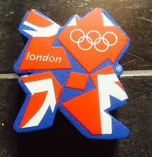 Olympic Aerial Topper with London 2012 Olympics Collector Memento Keepsake