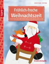 Fröhlich-freche Weihnachtszeit * Fensterbilder und Paper Balls * TOPP 4119