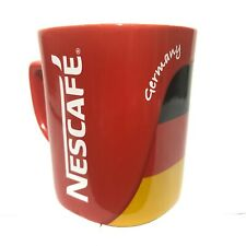 Nescafe Coffee Germany Cup Mugs Ceramic National FIFA World Cup 2018 Russia