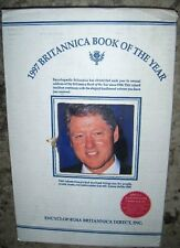 Britannica Book of the Year 1997 (Encyclopaedia Britannica Book of the Year) By