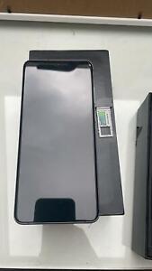 Samsung Galaxy S20 Ultra 5G 128GB + 256gb Micro SD - Black (Unlocked) +LED COVER