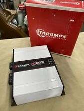 Taramps Hd3000 Mono 1 Ohm Amplifier - Bass Or Voice - Refurbished Amp 3000W Rms!