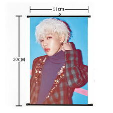 Fashion Kpop GOT7 BamBam Hanging Painting Art Painting Wall Scroll Poster