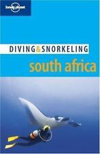 NEW - Lonely Planet Diving & Snorkeling South Africa by Tim Rock