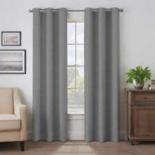 Eclipse Max Absolute Zero Blackout Window Curtain Panel, 2-pack (52x84)