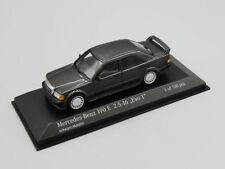 Minichamps 1:43   Mercedes 190 EVO 1 (W201)  1990  grey metallic  L.E. 700 pcs.
