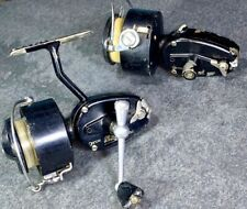 Lot of 2 Vintage 300 Mitchell Fishing Reels 1) Complete, 1) For Parts Both Work