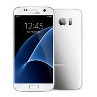 """Débloqué  sim Téléphone 5.1""""Samsung Galaxy S7 32GB G930A AT&T LTE GPS - Blanc"""