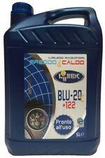 Lt 5 antigelo Lubex Blue liquido refrigerante anticorrosivo per radiatori