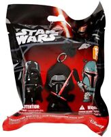 Lot of (3) Star Wars The Force Awakens Character Bag Clip Blind Bags Sealed