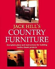 Jack Hill's Country Furniture-ExLibrary