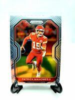 2020 Panini Prizm PATRICK MAHOMES II Base card #124🏈SB MVP Chiefs 🔥 PSA 10?