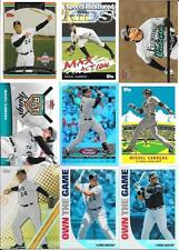 MIGUEL CABRERA  NICE (22) CARD INSERT LOT VARIOUS YEARS & BRANDS  SEE SCANS