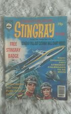 STINGRAY  Wasp Comic No 1