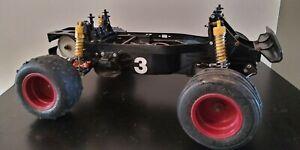 Tamiya Hilux Monster Racer vintage rare (king cab)