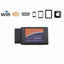 WiFi OBD2 OBDII Car Code Reader Diagnostic Scanner For iPhone Samsung PC