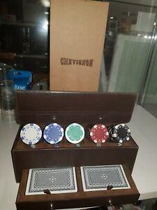 Mallette poker chevignon