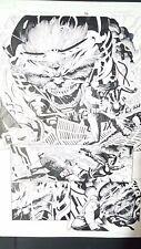 Joe BENNETT - Capt. AMERICA, ORIGINAL Art Marvel Comics