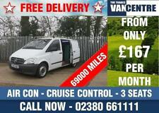 Right-hand drive Mercedes-Benz SWB Commercial Vans & Pickups