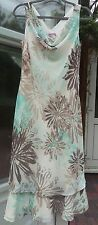 Jacques Vert V Neck Sleeveless Formal Dresses