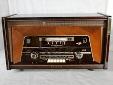 Philips STABILTONE B8X72A Italian LOOK HUGE tube radio