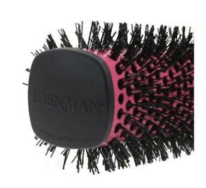 Denman DSQ5 Squargonomics Pink Square Barrel Brush 53mm