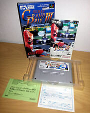 STREET FIGHTER II TURBO USATO OTTIMO SUPER FAMICOM ED JAPAN NTSC/J VBCJ 52783