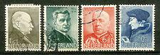 Nederland  283 - 286 gebruikt (4)