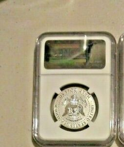2014 Silver Kennedy 50th Anniv. Reverse Proof****** FIRST RELEASE ****RPF 70 !!!
